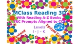 Written Response with Reading A-Z Level I, J & K! CCS and