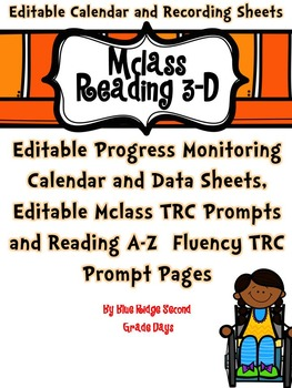 MClass Reading 3D TRC Written Comprehension Bundle With PM Calendars
