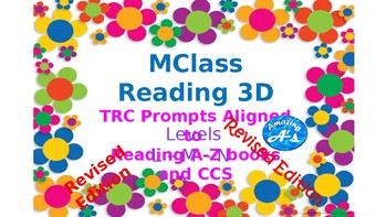 Written Response with with Reading A-Z Level L-M-N! CCS and TRC Aligned