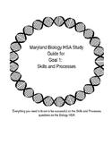 MD Biology HSA Goal 1 Study Guide