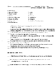 MD History Study Guide-French and Indian War