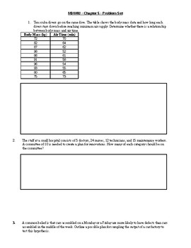 MDM4U - Collection of Data Assignment (5)