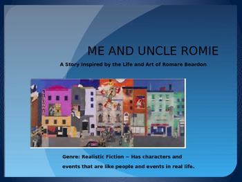 ME AND UNCLE ROMIE ~ Journeys 2014, Grade 4 ~ Unit 2 Lesson 8