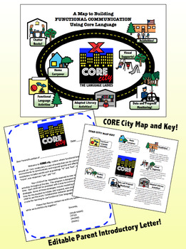 ME: Complete Core Word Activity Set