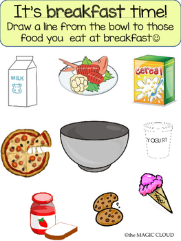 MEALS, HEALTHY FOOD CHOICES