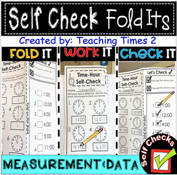 Measurement and Data Self Check Fold Its