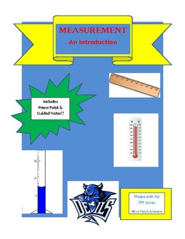 MEASUREMENT:  AN INTRODUCTION TO METRIC SYSTEM