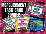MEASUREMENT Task Card BUNDLE