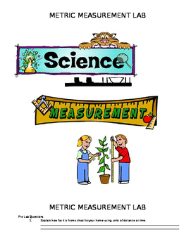 MEASUREMENT LAB ACTIVITY
