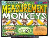 MEASUREMENT Monkeys PowerPoint Game