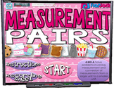MEASUREMENT Pairs PowerPoint Game