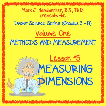 Lesson 5 - MEASURING DIMENSIONS