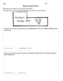 Measuring Perimeter Worksheet (Standard and Non-Standard U