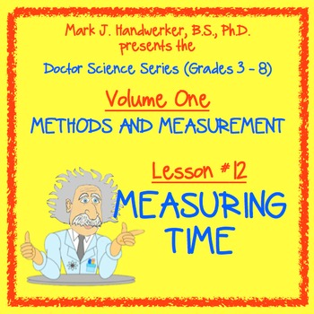 Lesson 12 - MEASURING TIME