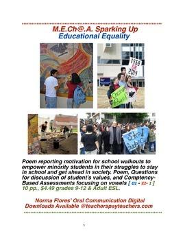 MECHA Sparking Up Educational Equality
