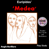 MEDEA-Euripides Teacher Text Guides & Worksheets VCE ENGLISH