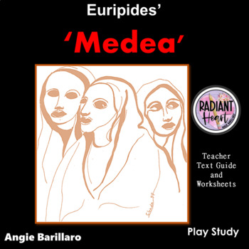 MEDEA-Euripides Teacher Text Guides & Worksheets VCE ENGLISH