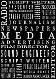 MEDIA CAREERS POSTER