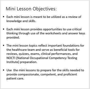 MEDICAL BASICS 101 (Part 1)