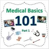 MEDICAL BASICS 101 (Part 1)