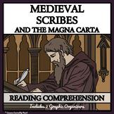 MEDIEVAL SCRIBES - Reading Comprehension