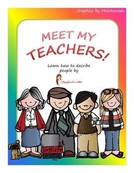 MEET MY TEACHERS