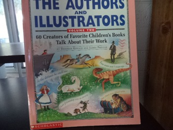 MEET THE AUTHORS AND ILLUSTRATORS ISBN 0-590-49237-3