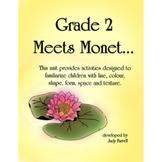 MEETS MONET - Visual Arts Curriculum ONTARIO Gr. 2