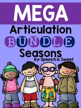 MEGA Articulation Bundle: The Seasons