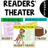 MEGA BUNDLE - 3 Miss Nelson Stories - READERS' THEATER - Fluency - CCSS