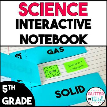 MEGA BUNDLE Fifth-Grade Science Interactive Notebook