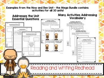 MEGA BUNDLE - Journeys Second Grade Weeks 1-30