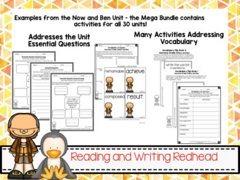 FULL YEAR STORY BUNDLE - Journeys 2nd Grade Non Fiction and Fiction Texts