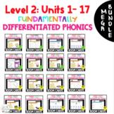 MEGA BUNDLE Level 2 Units 1 - 17 BOOM CARDS Distance Learning