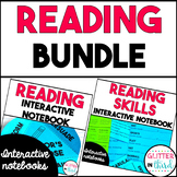 Reading Interactive Notebook BUNDLE - Strategies & Skills