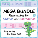 MEGA BUNDLE - Regrouping for Addition and Subtraction