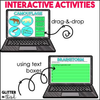 MEGA BUNDLE Second-Grade Science for Google Drive & Google Classroom