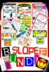 MEGA BUNDLE Slope Activities (50 % OFF) - 32 PRODUCTS=309 Pages