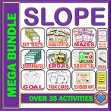 MEGA BUNDLE Slope Activities (50 %+ OFF) - 39 PRODUCTS=501 Pages