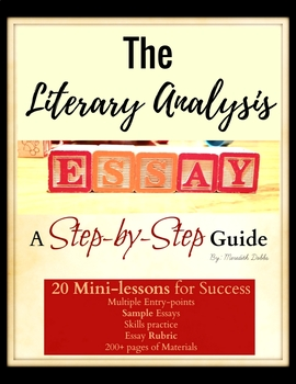 analysis essays