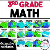 MEGA BUNDLE Third-Grade Common Core Math Interactive Notebook