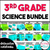 MEGA BUNDLE Third-Grade Science Interactive Notebook