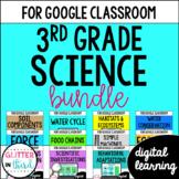 Google Classroom Digital 3rd Grade Science