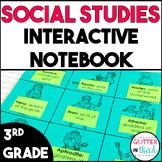 MEGA BUNDLE Third-Grade Social Studies Interactive Notebook