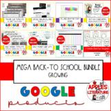 MEGA Back to School Growing Bundle HS ELA Grades 9-12