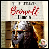 The ULTIMATE Beowulf Bundle with Answer Keys, Assessments,