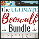 MEGA Beowulf Bundle: 25 lessons and activities/ 108 pages/