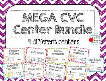 MEGA CVC Bundle