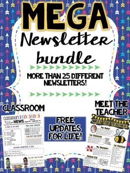MEGA Newsletter Bundle