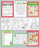 MEGA Christmas Games & Activities Bundle